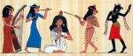 Статус женщины в Древнем Египте
