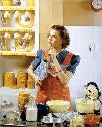 Что вы думаете о домохозяйках?
