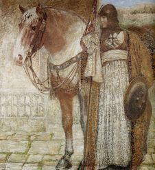 Женщины-рыцари Средневековья